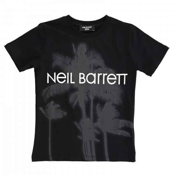 T-shirt kinder Neil Barrett