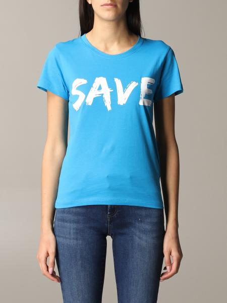 T-shirt damen Save The Duck