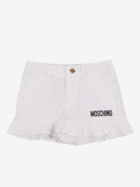 Short Moschino Kid à volants