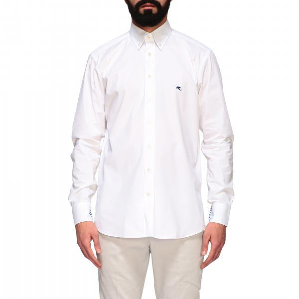 Etro Hemd mit Button-Down-Kragen