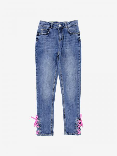 Liu Jo jeans with interchangeable criss cross