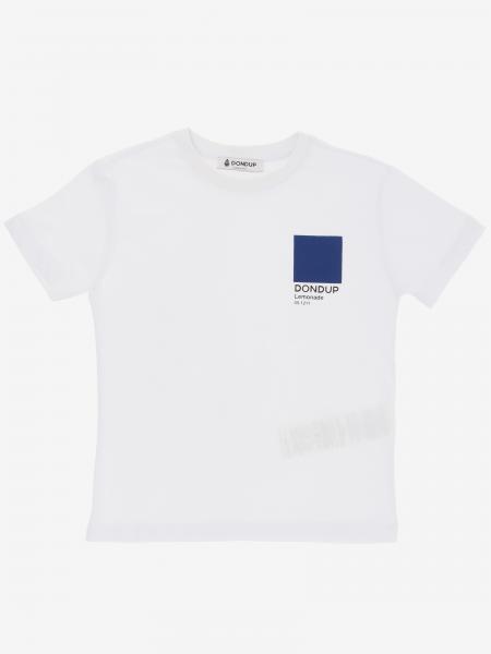 Dondup T-Shirt mit Logo-Print