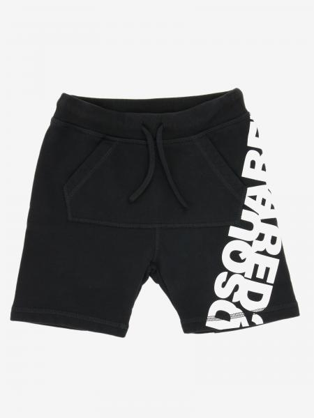 Dsquared2 Junior logo 运动短裤