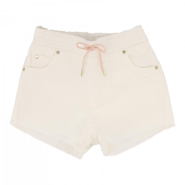 Chloé shorts with drawstring