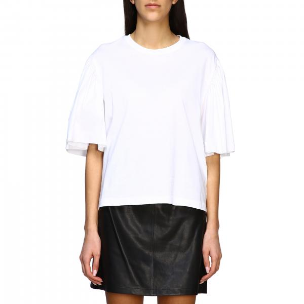 Federica Tosi t-shirt with bell sleeves