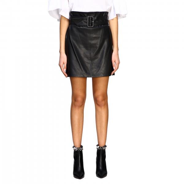 Federica Tosi high waist skirt with belt