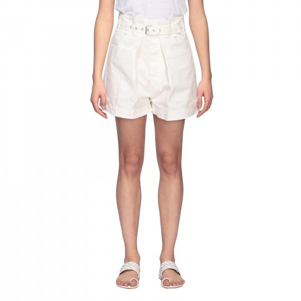 Shorts damen Isabel Marant