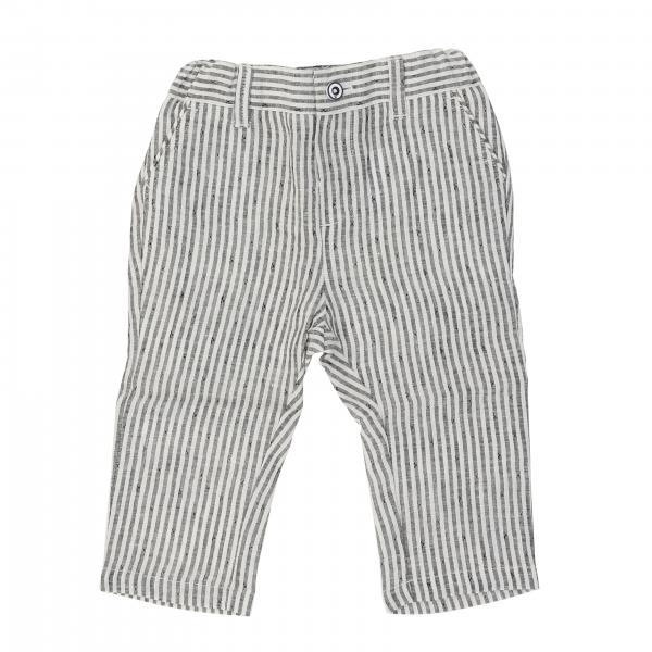 Emporio Armani 条纹裤子