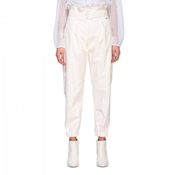 Pantalone Liu Jo a vita alta con cinta