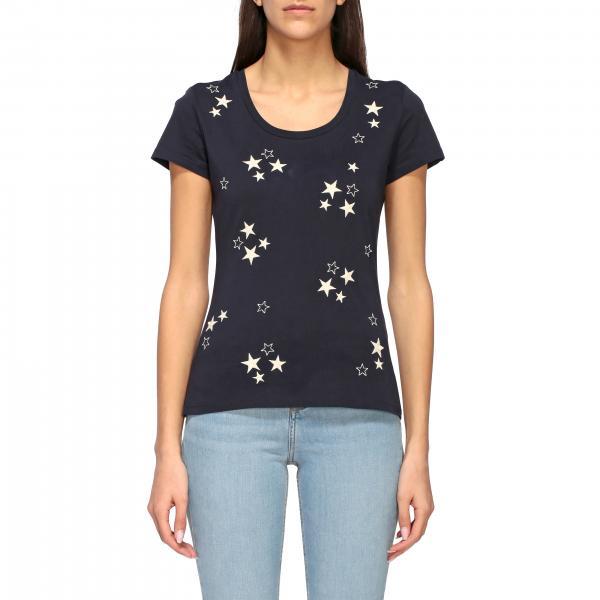 Liu Jo 星型印花圆领T恤