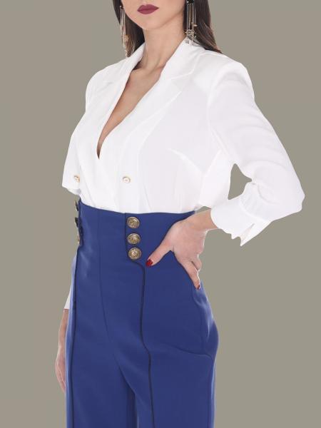 Elisabetta Franchi 双排扣连体衣