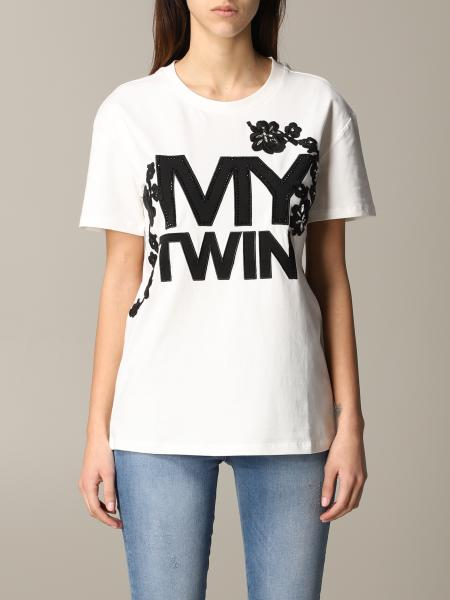 T-shirt women My Twin