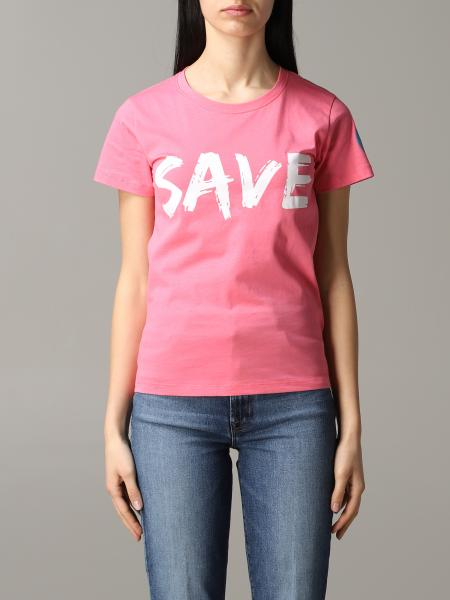 T-shirt Save The Duck a maniche corte
