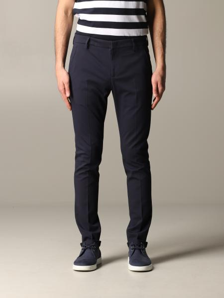 Dondup trousers with regular waist