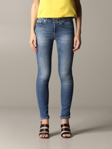 Jeans Dondup in denim used