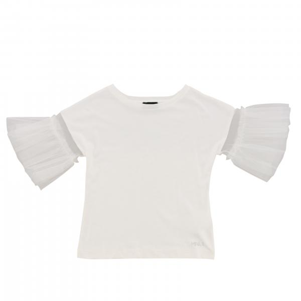 T-shirt Monnalisa Jakioo con maniche ampie