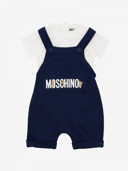 Moschino Baby T-Shirt + Salopette