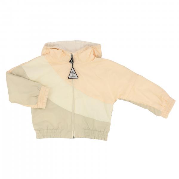 Moncler nylon jacket with hood