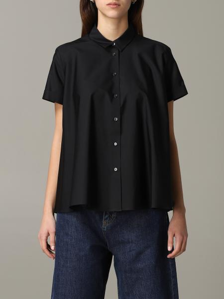 Chemise à manches courtes Aspesi