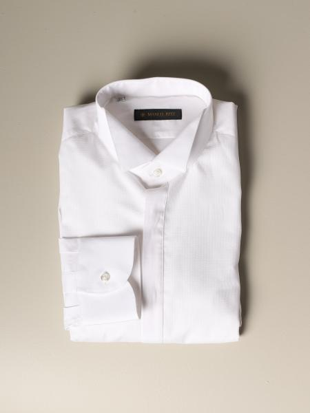Manuel Ritz shirt with wing collar