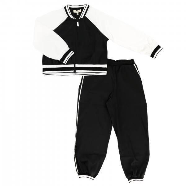 Ensemble sweat-shirt + pantalon Twin-set