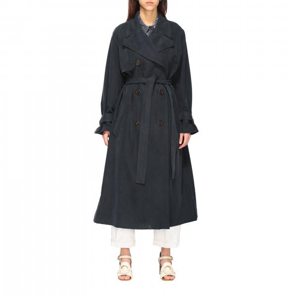 See By Chloé double-breasted trench coat with belt