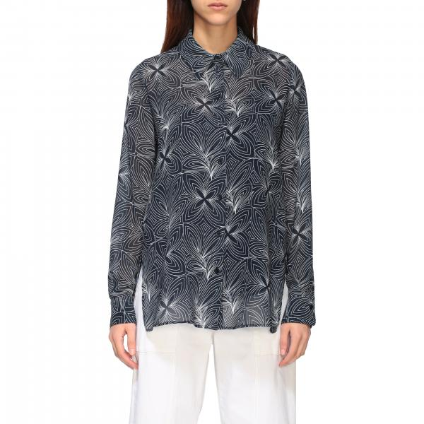 See By ChloÉ patterned shirt