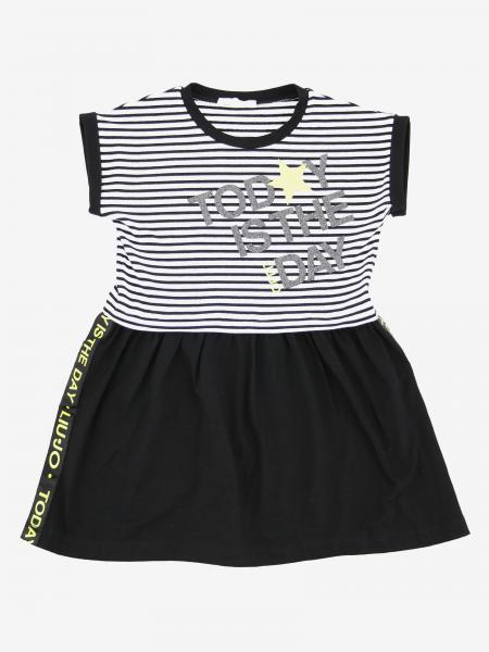 Liu Jo short-sleeved dress with logo