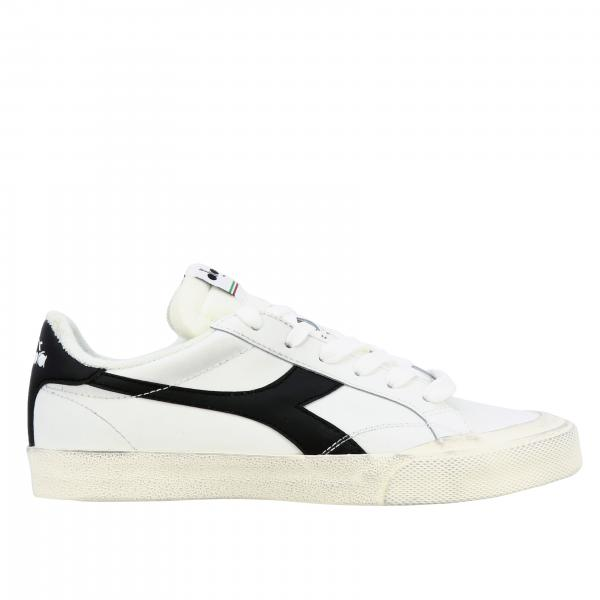 Sneakers Diadora in pelle