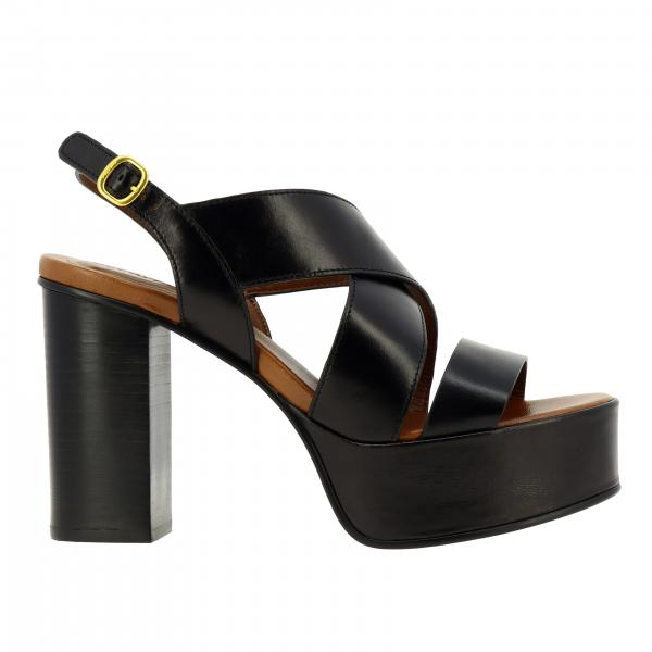 See By ChloÉ leather sandal