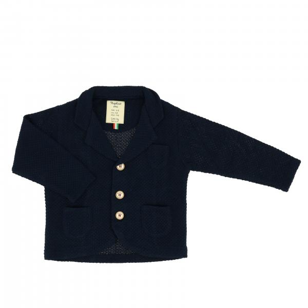Nupkeet long-sleeved soft jacket