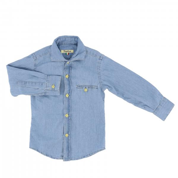 Nupkeet denim shirt
