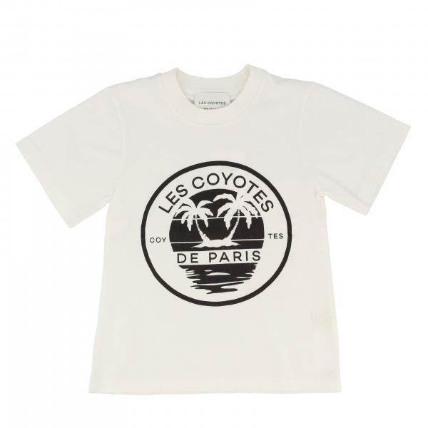 T-shirt kids Les Coyotes De Paris