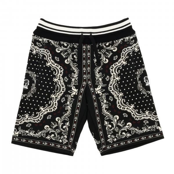 Pantaloncino Dolce & Gabbana stampato