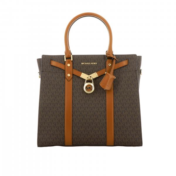 Michael Michael Kors tote bag with MK print