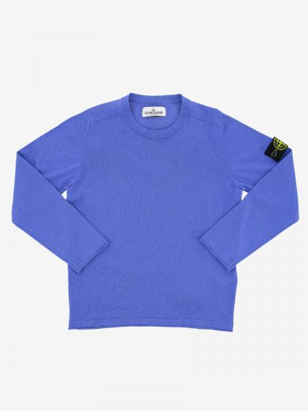 Jumper kids Stone Island Junior