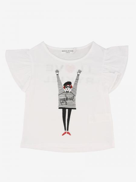 Sonia Rykiel: T-shirt Sonia Rykiel con stampa