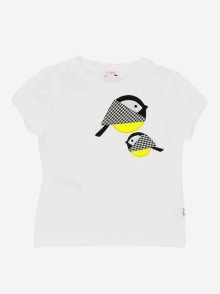 Il Gufo t-shirt with birds
