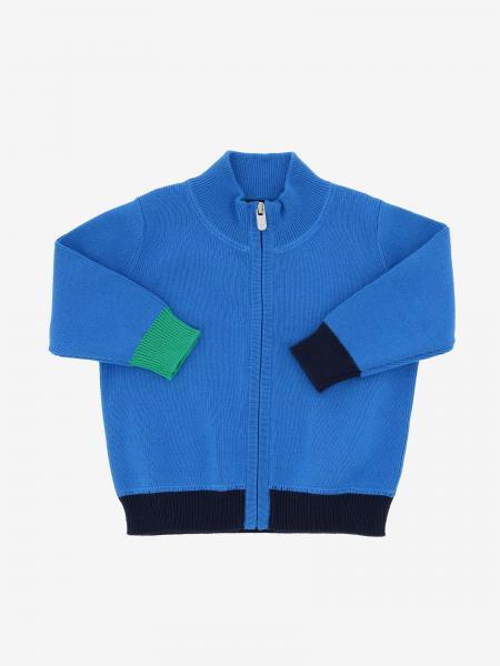 Il Gufo Sweatshirt mit Reißverschluss