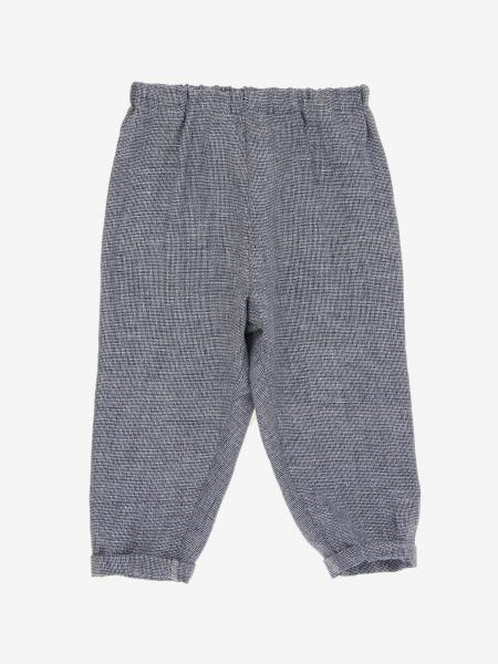 Pantalone Il Gufo in lino