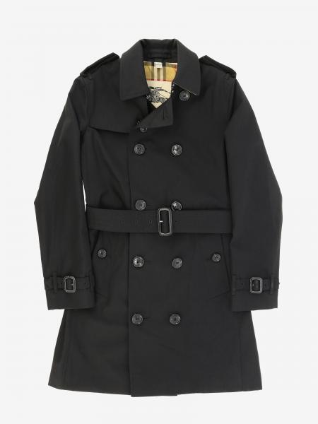 Trench Burberry a doppiopetto