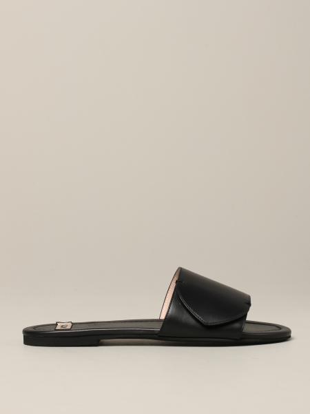 Sandalias planas mujer N° 21