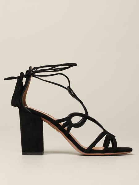 Heeled sandals women Aquazzura