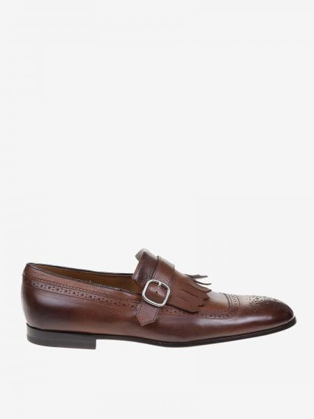 Loafers men Doucal's