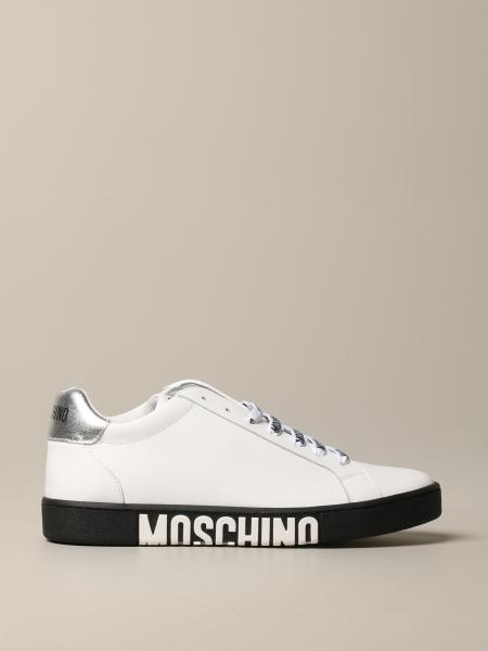 Baskets homme Moschino Couture