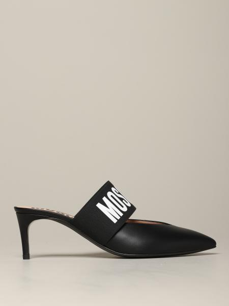Court shoes women Moschino Couture