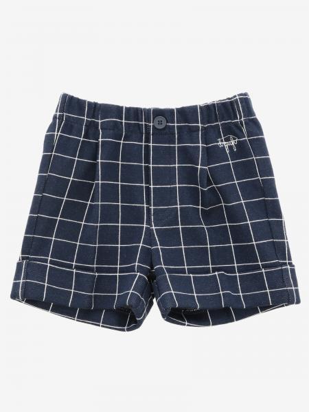 Pantalón corto niños Il Gufo