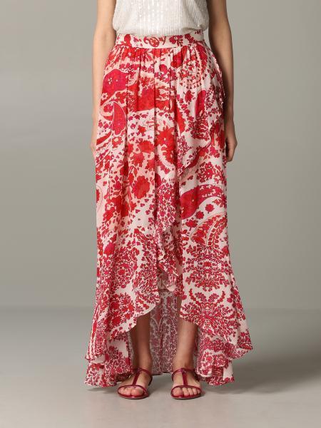 Twin Set 印花半身裙
