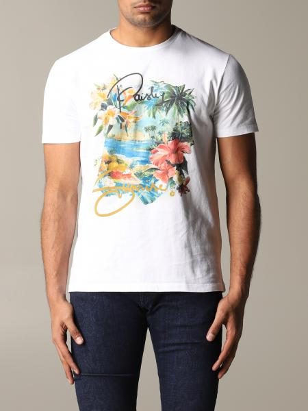 Etro short-sleeved T-shirt with print