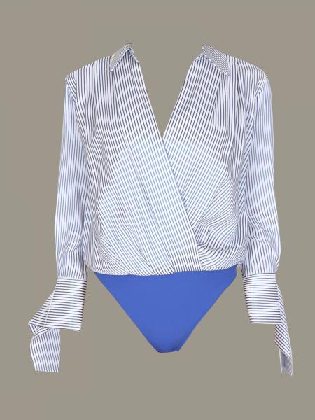 Elisabetta Franchi 条纹连体衣